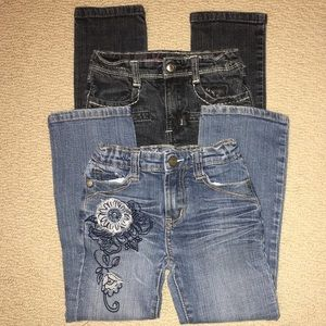 2 Guess Jeans (Girl)
